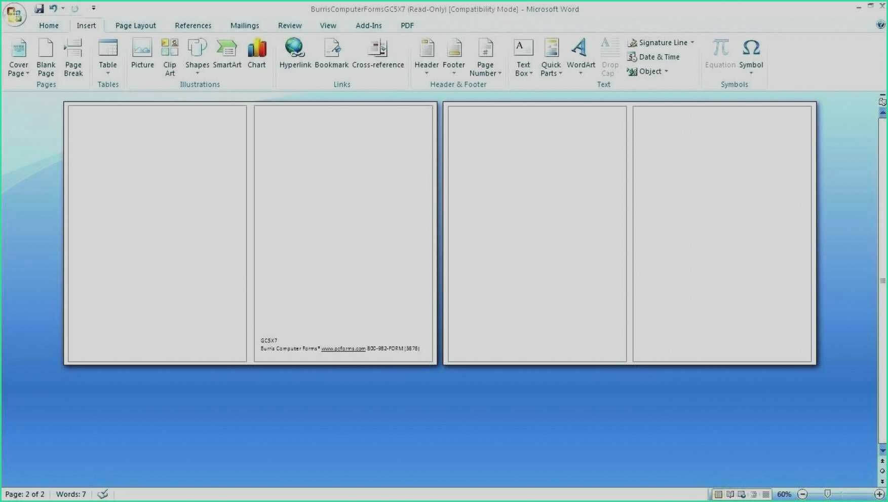 001 Template Ideas Blank Quarter Fold Card Microsoft Word With Blank Quarter Fold Card Template