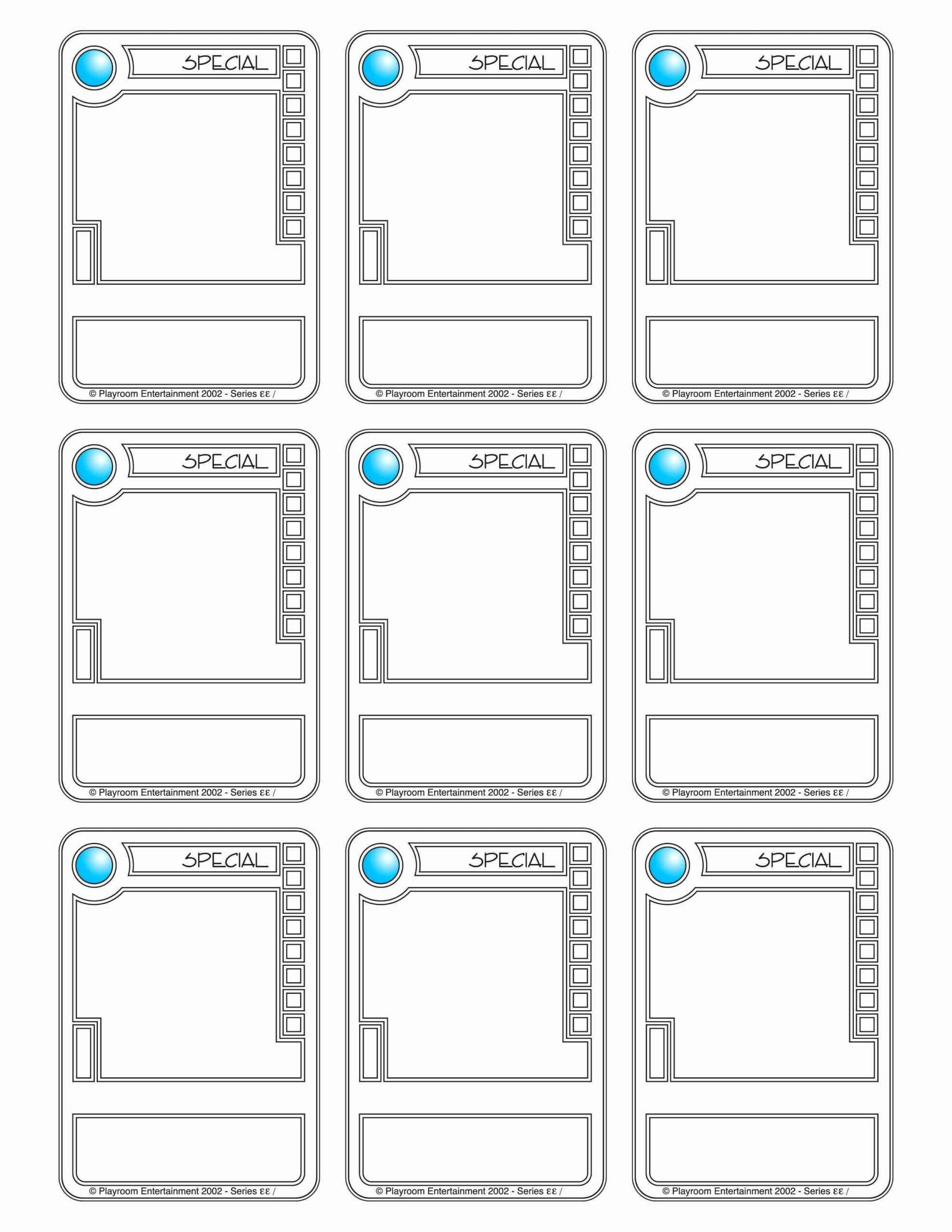 001 Trading Card Maker Free Examples Template For Success In In Card Game Template Maker