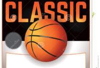 002 Basketball Tournament Flyer Template Free Ideas pertaining to Basketball Tournament Flyer Template