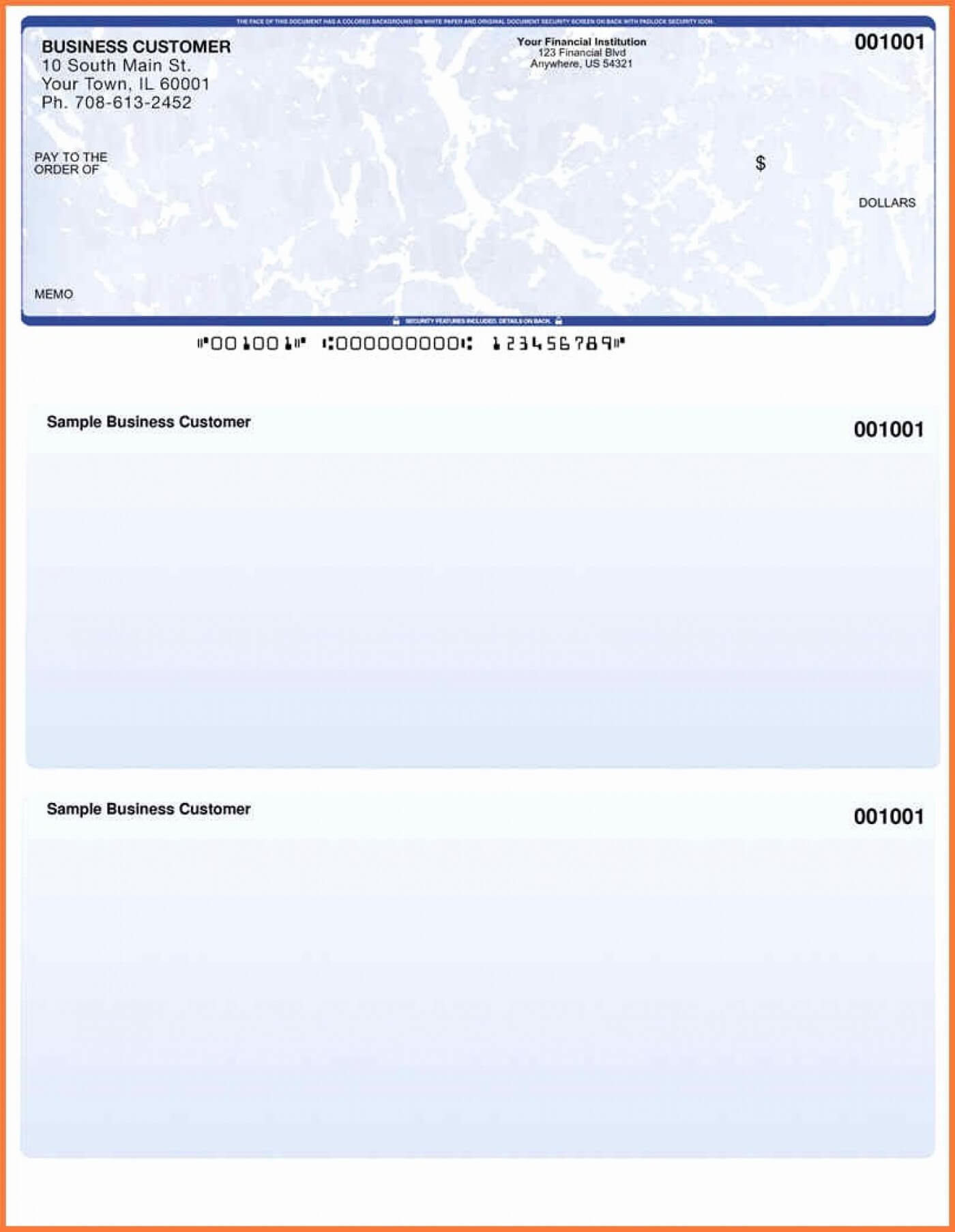002 Microsoft Word Business Check Template Blank Ideas For Blank Business Check Template