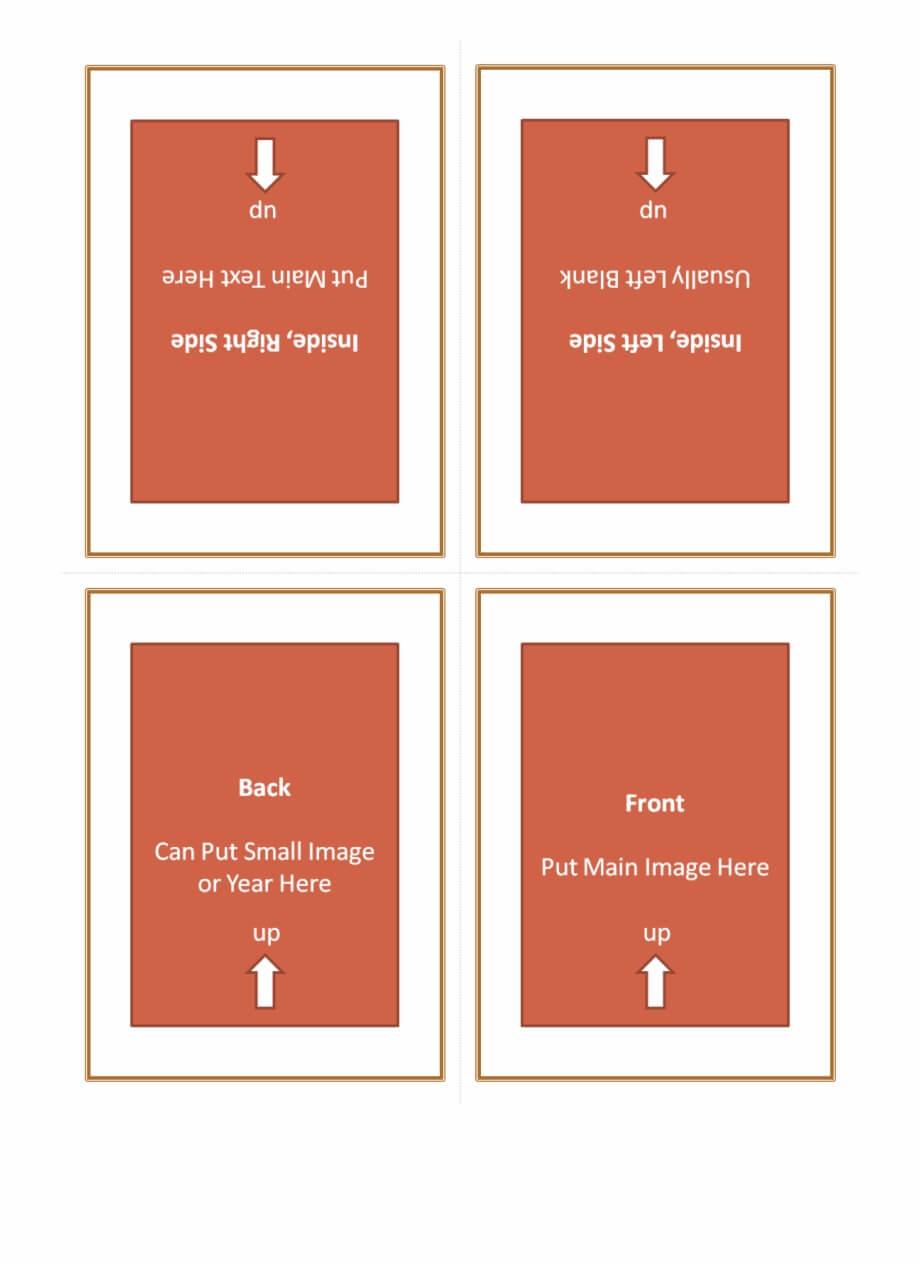 002 Template Ideas Blank Quarter Fold Card Free 1625413 Four Pertaining To Blank Quarter Fold Card Template