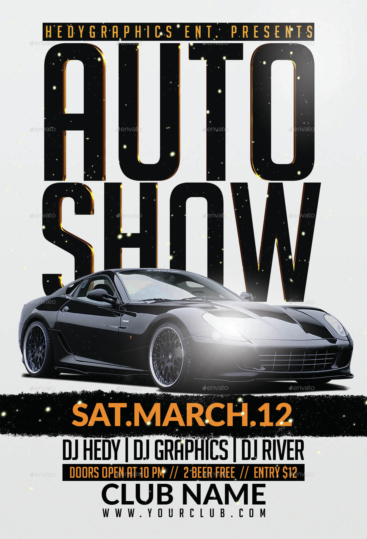 002 Template Ideas Free Car Show Flyer Exceptional Psd Word For Car Show Flyer Template
