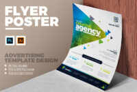 004 01 Corporate Business Flyer Poster Design Template Free throughout Business Flyer Templates Free Printable