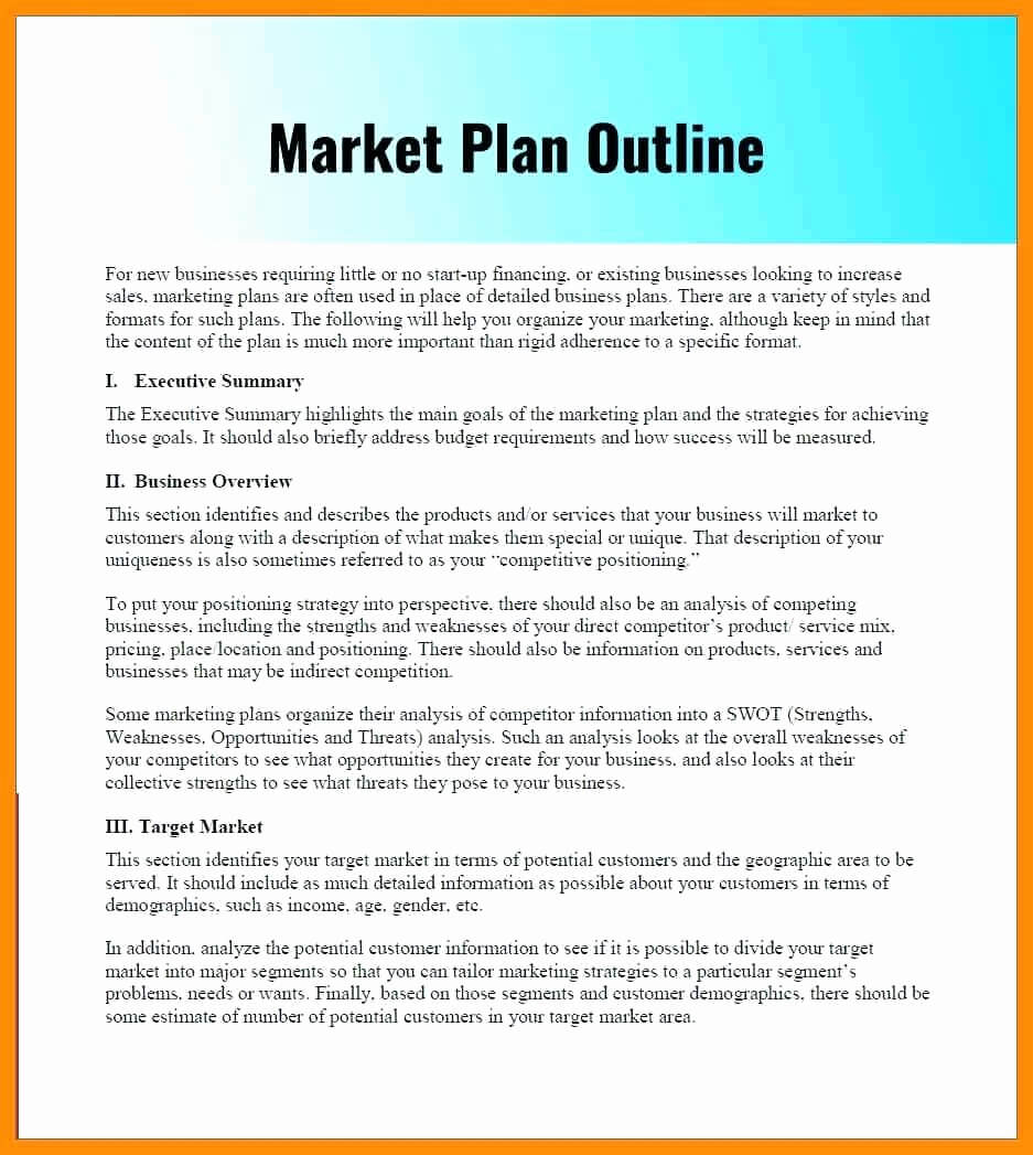 004 20Sales And Marketing Business Plan Template Plans Throughout Business Plan To Increase Sales Template
