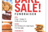 004 Bake Sale Flyers Templates Free Template Ideas Flyer intended for Bake Off Flyer Template