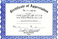 004 Certificates Of Appreciation Templates Template Awesome with Christian Certificate Template