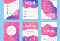 005 Free Blank Flyer Templates Template Ideas Abstractochure in Blank Flyer Templates Free