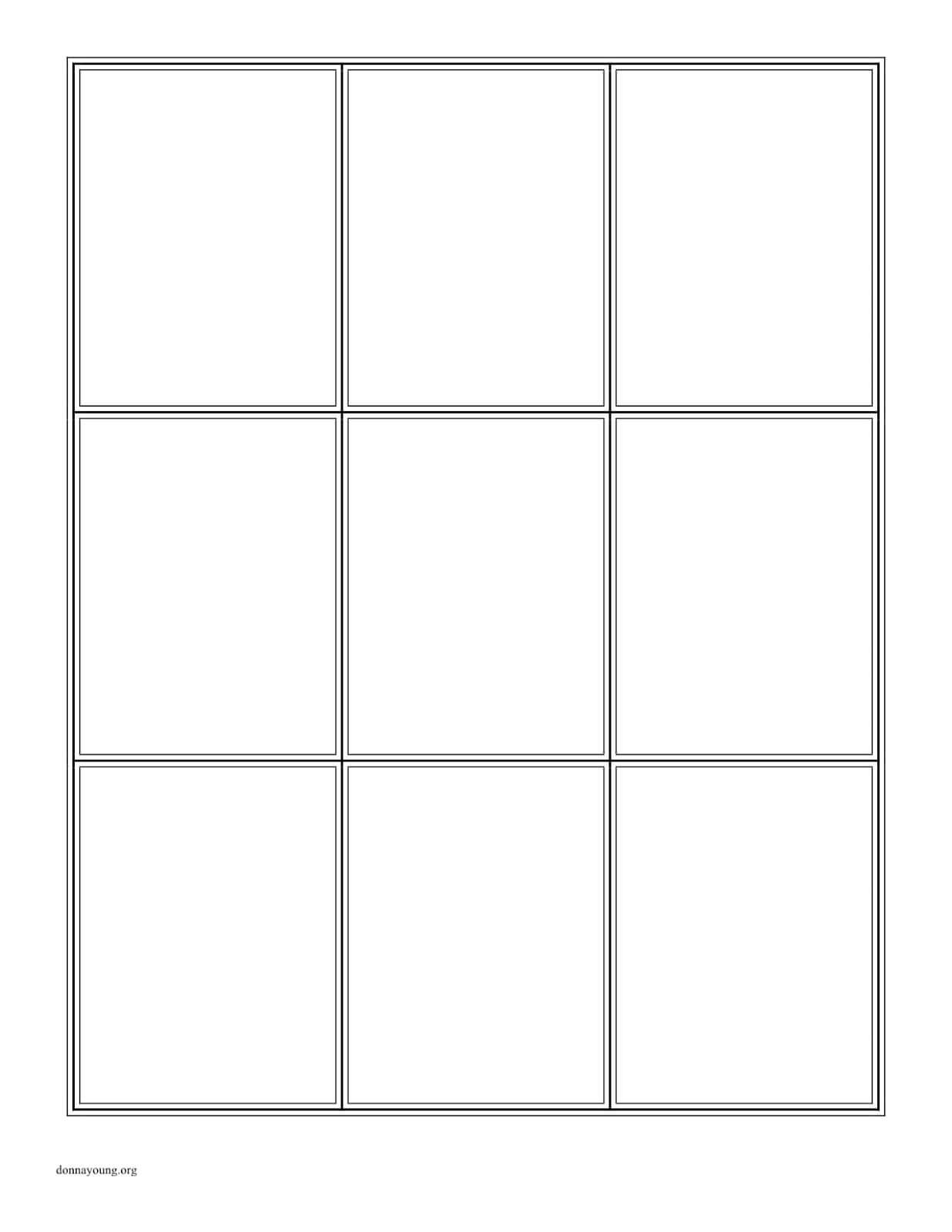 005 Free Trading Card Template Maker Ideas Board Game Blank With Regard To Card Game Template Maker