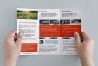 007 Free Tri Fold Brochure Vector Template Ideas within 3 Fold Brochure Template Free