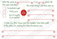 008 Blank Letter From Santa Template Word Ideas Free throughout Blank Letter From Santa Template