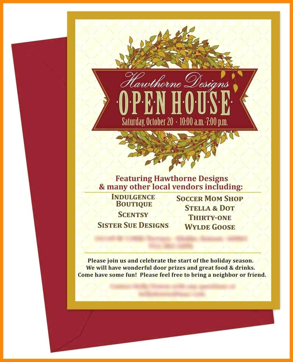 008 Open House Invitation Templates Business Template For Business Open House Invitation Templates Free
