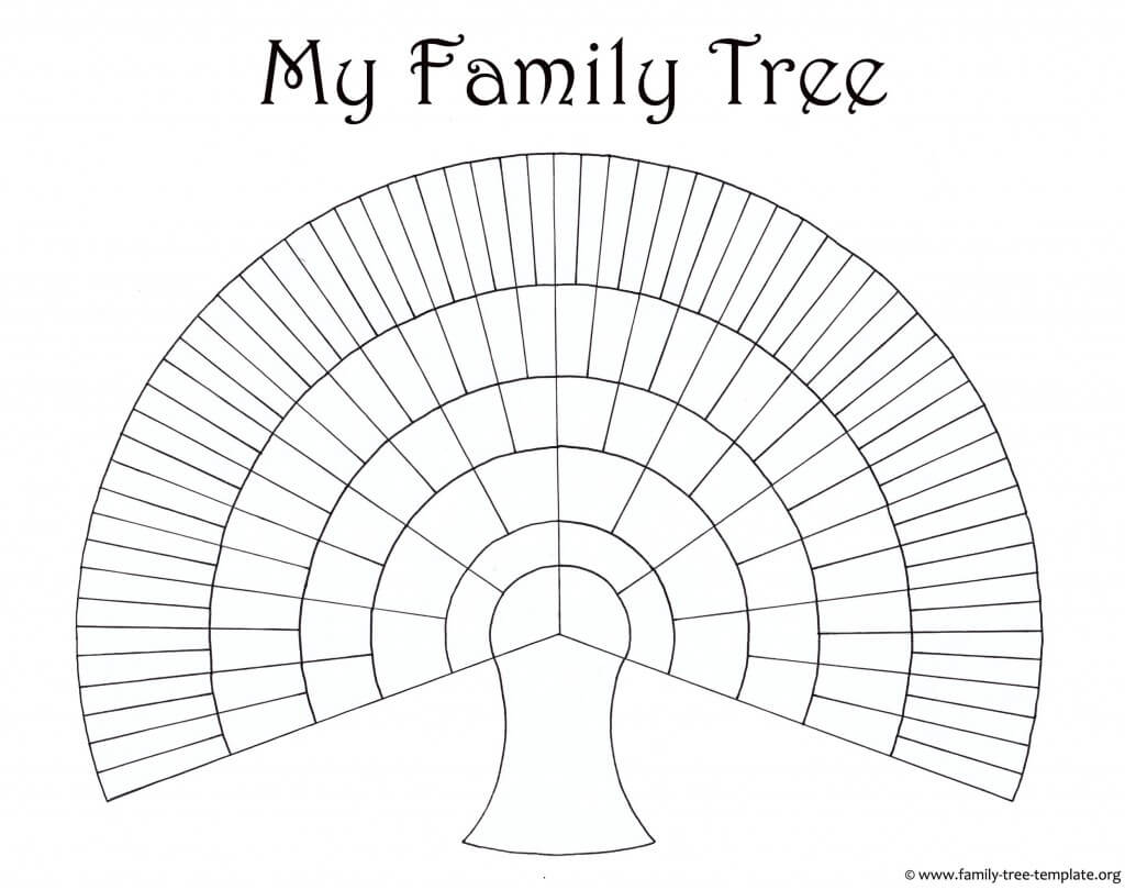 008 Writing Family History Templates Template Ideas Tree With Regard To Blank Tree Diagram Template