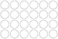 009 Template Ideas Inch Best 1 Circle 1/2 Word Round Label 5 regarding 2 Inch Circle Template