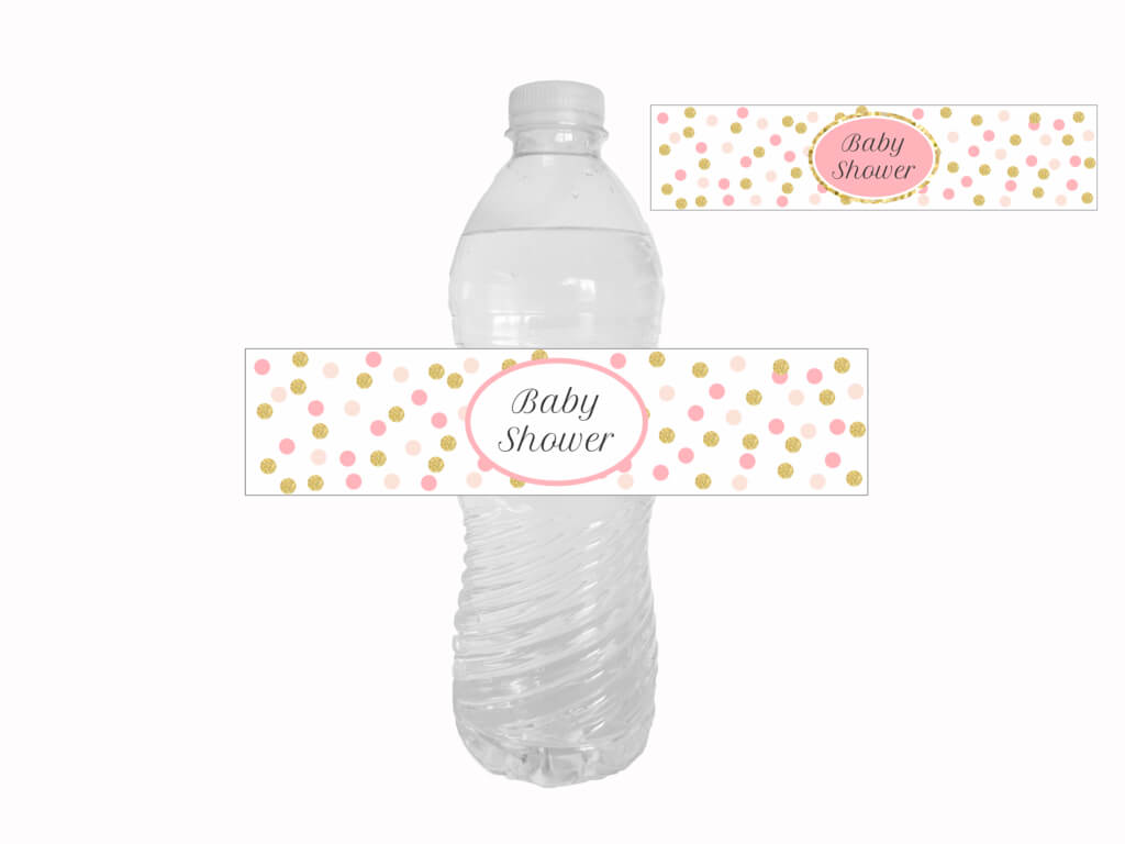 009 Water Bottle Labels Template Free Baby Shower Amazing Within Baby Shower Water Bottle Labels Template