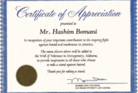 010 Certificate Of Appreciation Template Free Publisher With within Certificate Of Appreciation Template Doc
