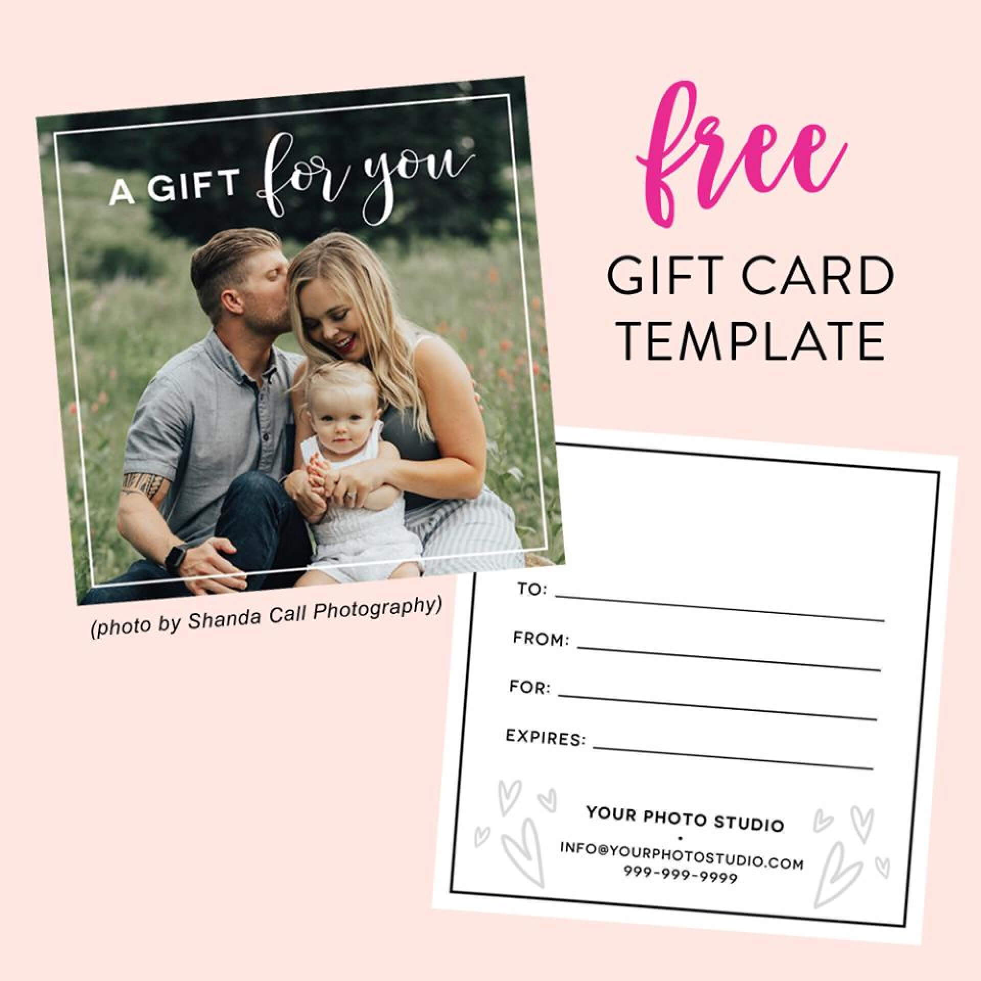 010 Template Ideas Photo Session Gift Certificate Free Card Inside Anniversary Certificate Template Free