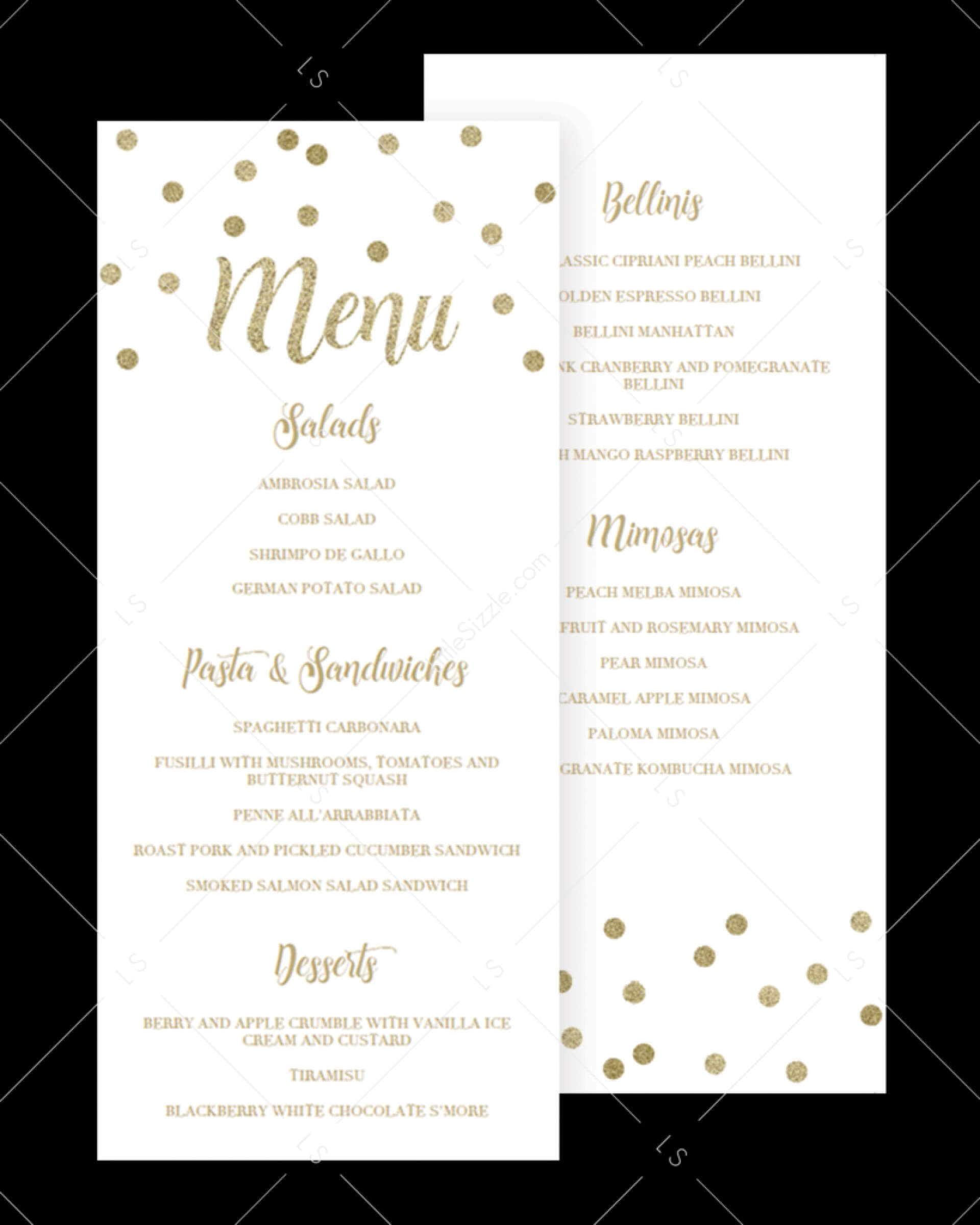 011 Il Fullxfull 1511716499 Dcuu Baby Shower Menu Templates Within Baby Shower Menu Template