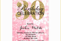 011 Template Ideas 50Th Birthday Invitation Templates Word regarding 50Th Birthday Flyer Template Free