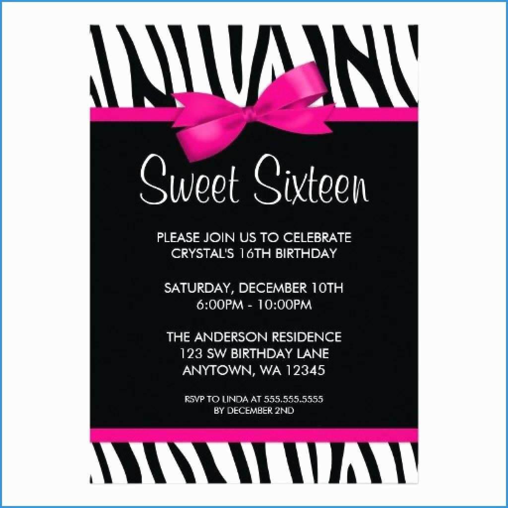 012 13Th Birthday Invitation Templates Free Lovely Template With Regard To 13 Birthday Invitation Templates
