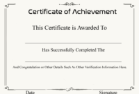 012 Template Ideas Certificate Of Achievement Army in Certificate Of Achievement Army Template