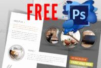 012 Template Ideas Photoshop Tri Fold Brochure Psd Best Of pertaining to Brochure 3 Fold Template Psd