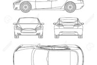 012 Template Ideas Vehicle Condition Report Car Line Draw for Car Damage Report Template