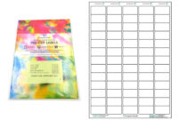 013 A4Pmw Rrc 5X13 Product With Preview Word Label Templates intended for 8 Labels Per Sheet Template Word