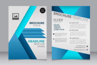 013 Blank Flyer Templates Free Download Word Template Ideas within Blank Flyer Templates Free