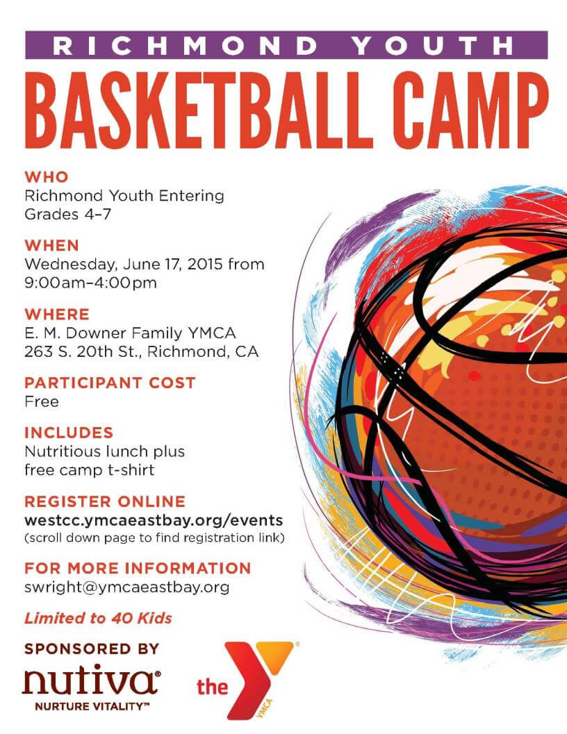 014 Basketball Camp Flyer Template Ideas Sports Beautiful Pertaining To Basketball Camp Brochure Template