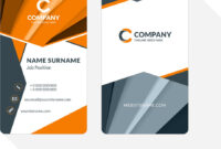 014 Double Sided Business Cards Templates Creative Card inside 2 Sided Business Card Template Word