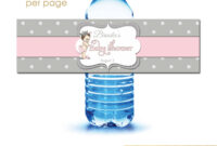 015 Water Bottle Labels Template Free Birthday Vp Btl Pkgr for Birthday Water Bottle Labels Template Free