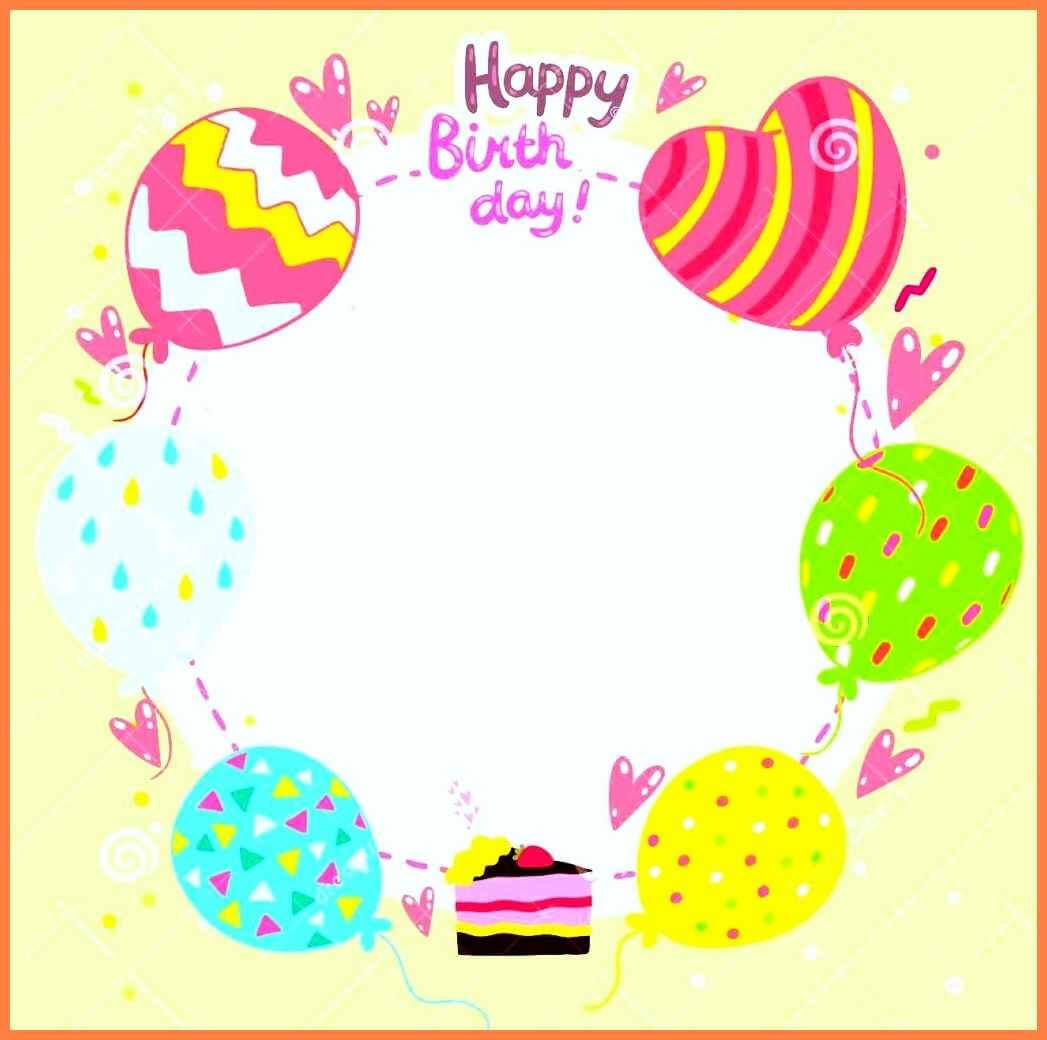 016 Birthday Card Template Free Microsoft Word Templates Regarding Birthday Card Template Microsoft Word