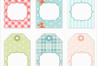 016 Bridal Shower Favor Tags Template Free Best Tea Party intended for Bridal Shower Label Templates