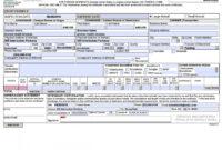 017 Pet Health Certificate Template regarding Certificate Of Inspection Template