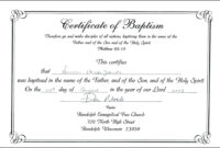 017 Template Ideas For Baptism Certificate Zrom Tk Pdf Baby pertaining to Christian Baptism Certificate Template