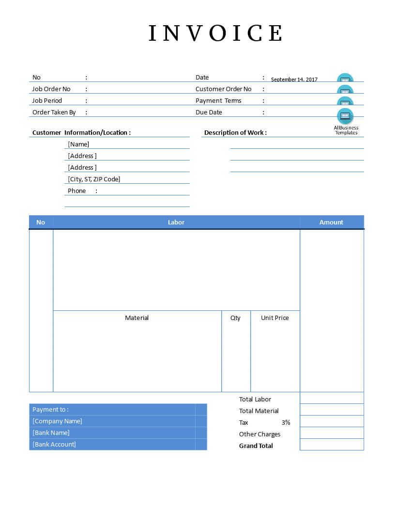 020 Template Ideas Sample Sales Invoice Excel Format Car Within Car Sales Invoice Template Uk