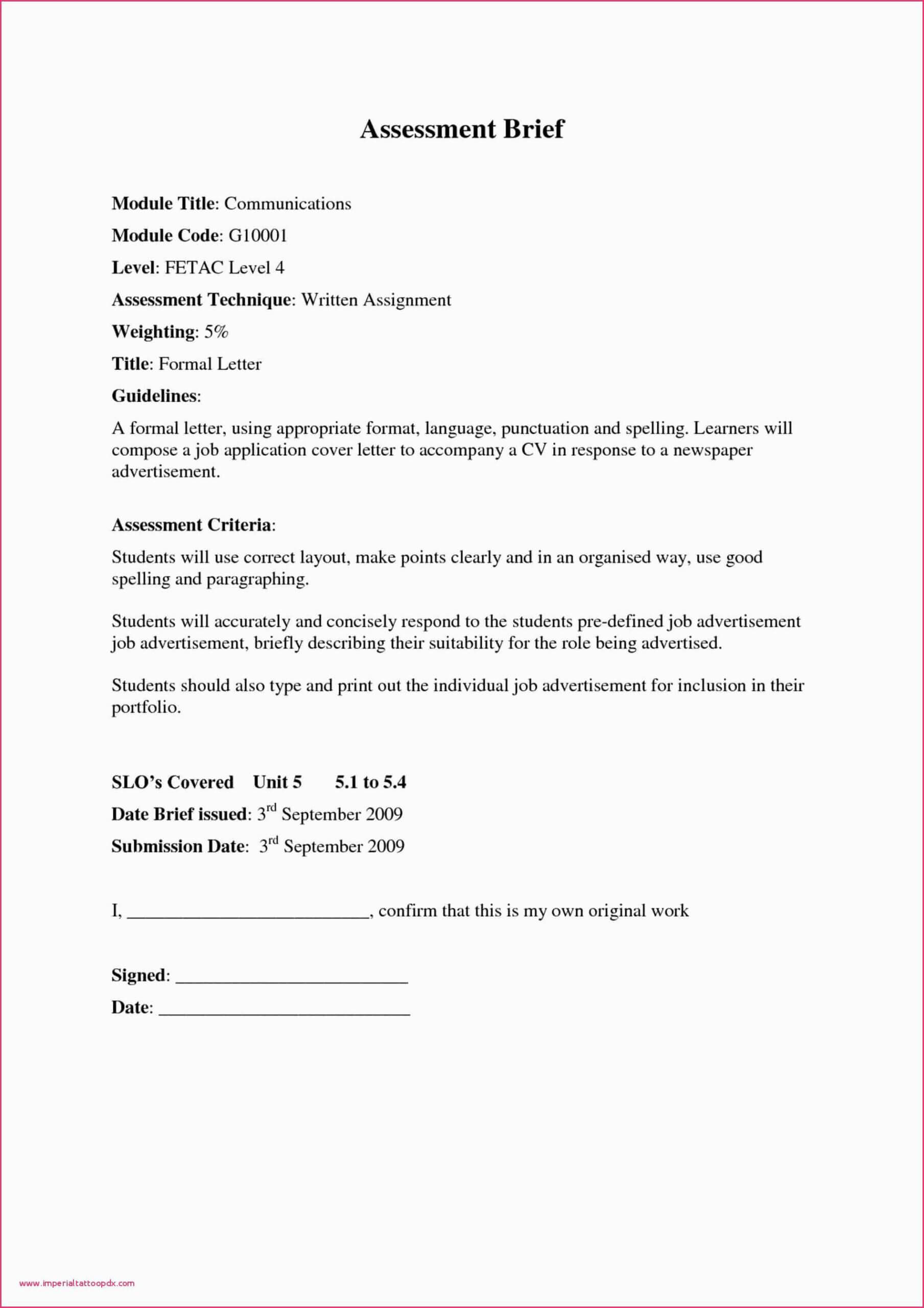 021 Formal Email Template Pdf Letter To Company Example For Business Email Template Pdf