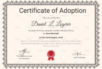 021 Free Birth Certificate Template Impressive Ideas within Birth Certificate Fake Template