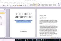 025 Maxresdefault Microsoft Word Book Templates Template Top for Booklet Template Microsoft Word 2007