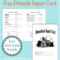 025 Template Ideas Homeschool Reports Free Surprising Report Intended For Character Report Card Template