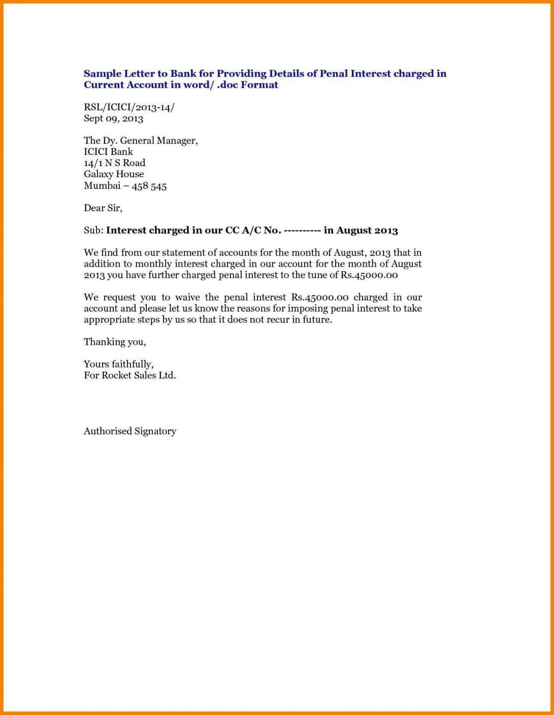 028 Security Deposit Receipt Template Word Ideas Letter Intended For Bank Charges Refund Letter Template