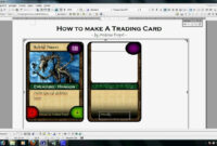 030 Trading Card Template Word Maxresdefault Playing with regard to Baseball Card Template Microsoft Word