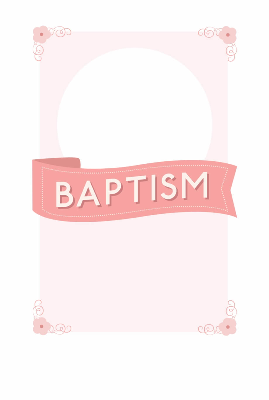 032 Template Ideas 1508436 Free Printable Baptism For Blank Christening Invitation Templates