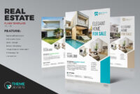 033 Apartment Brochure Design Ideas Luxury Real Estate intended for Apartment Rental Flyer Template