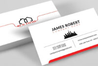 034 Business Card Blank Templates Template Ideas Ai Free throughout Adobe Illustrator Card Template