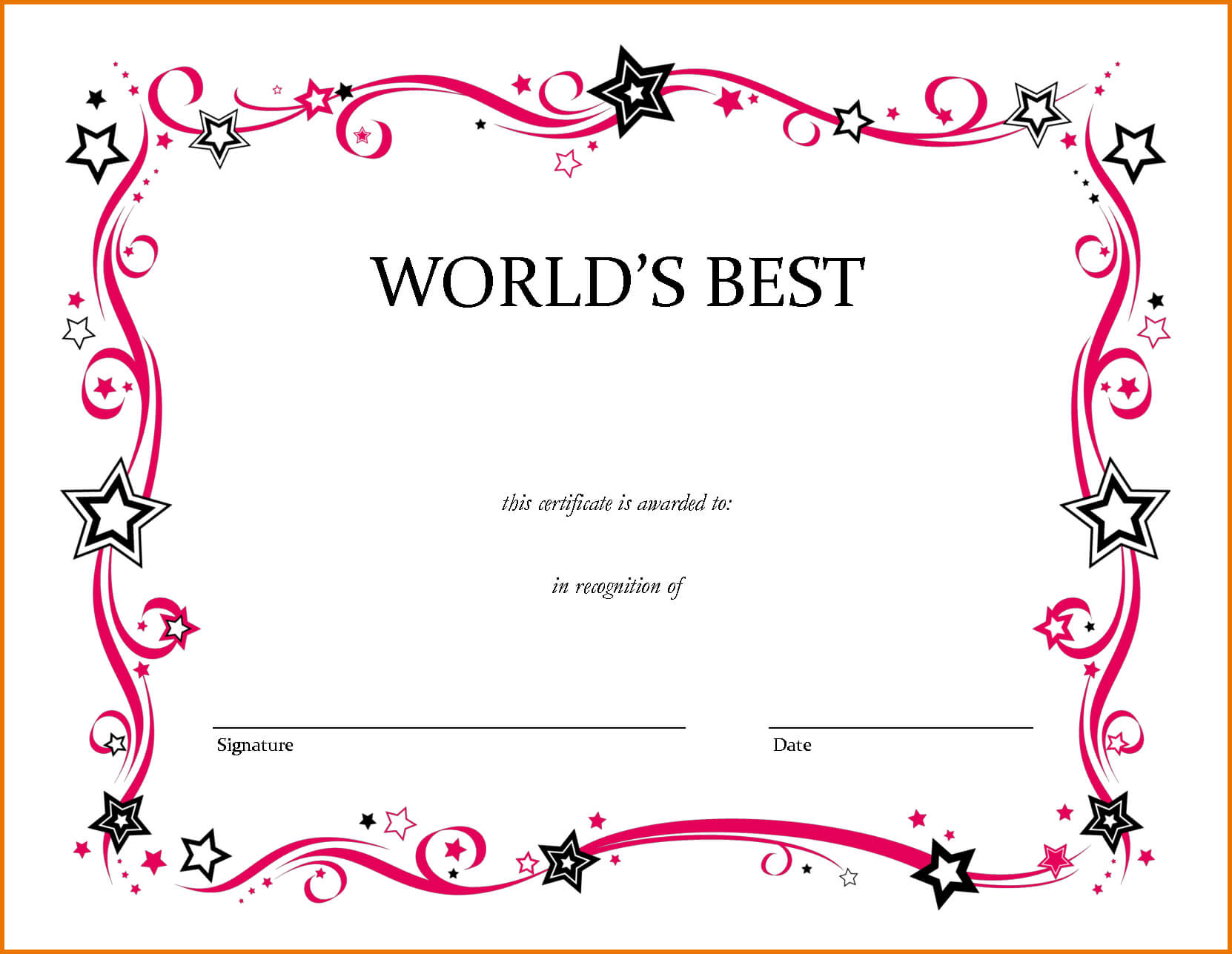 034 Sample Of Best Employee Award Certificate Fresh The Regarding Best Employee Award Certificate Templates