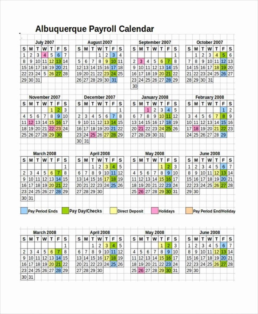 037 Biweekly Payroll Calendar Template Ideas Sample Free Intended For 2017 Biweekly Payroll Calendar Template