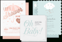 038 Free Baby Shower Flyer Templates Pdf Invitation Template for Baby Shower Flyer Template