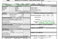 042 Printable Report Card Template Ideas Inspirational Best in Animal Report Template