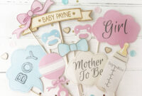 10+ Baby Shower Menu Designs – Psd, Ai, Docs, Pages | Examples inside Baby Shower Menu Template